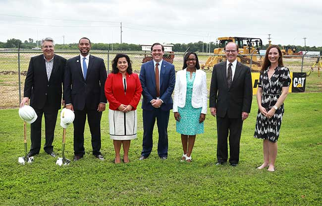 HOLT CAT® BREAKS GROUND FOR HISTORIC EXPANDED SAN ANTONIO HEADQUARTERS