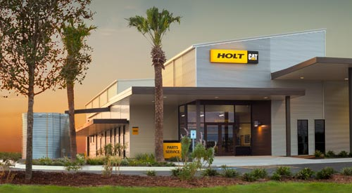 About Us - HOLT CAT: Authorized Caterpillar Heavy Equipment and