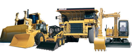 Holt rental services, holt cat product rental, cat rental